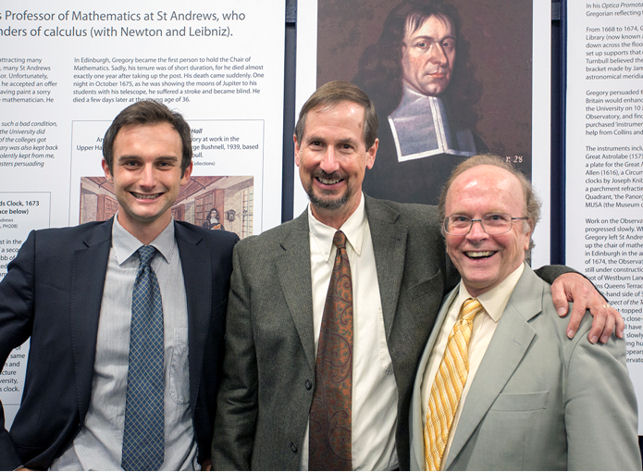 Andrew Torrance, Randall Zachman, Eric Priest